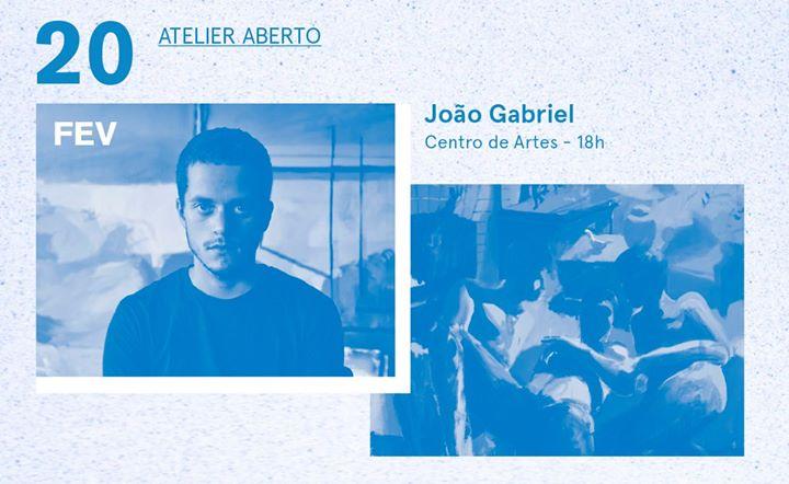 Atelier Aberto // João Gabriel