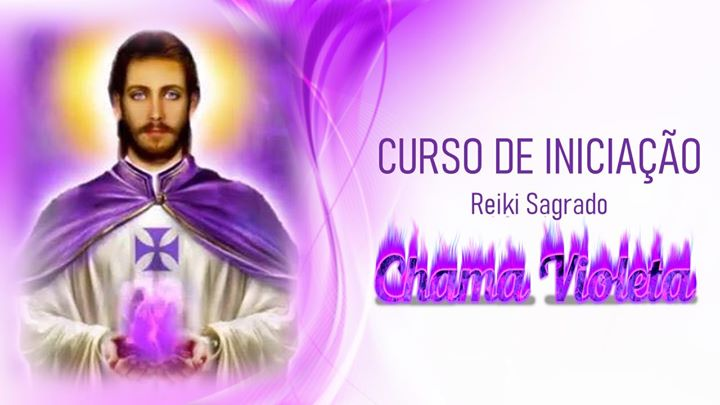 Curso de Reiki Sagrado da Chama Violeta - Sintra