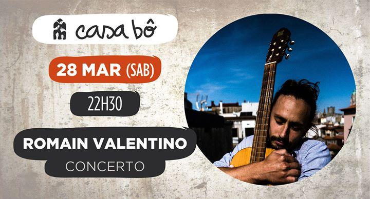Concerto: Romain Valentino