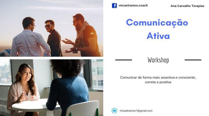 Workshop de Coaching - Comunicação Ativa (Leiria)