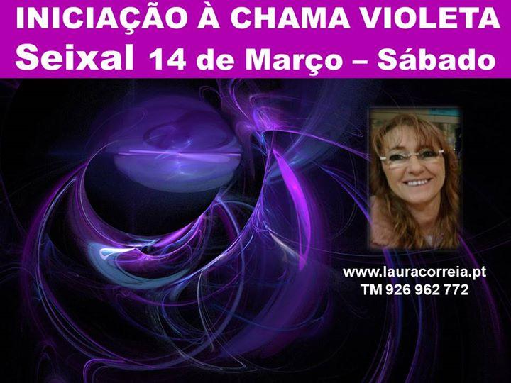 Seixal | Iniciação à Chama Violeta