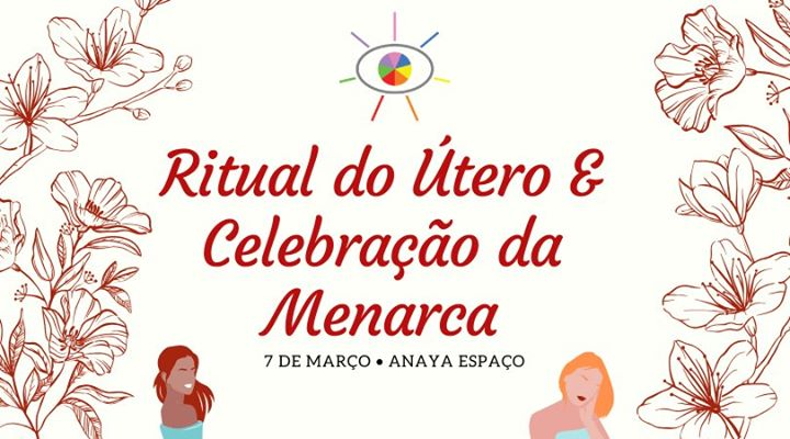 Workshop - Ritual do Útero & Celebração da Menarca