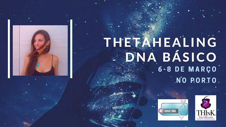 Thetahealing - DNA Básico - no Porto