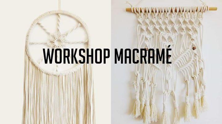 Workshop Macramé