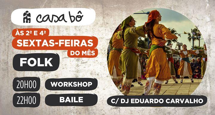 FOLK: Workshop + Baile