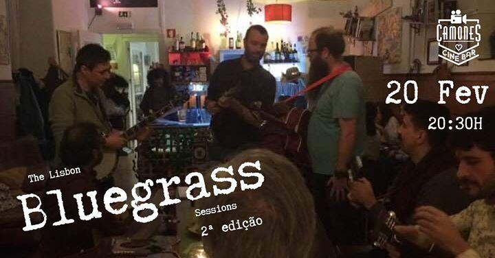The Lisbon Bluegrass Sessions - 2ª edição