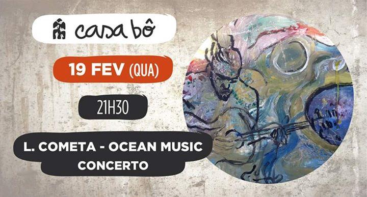 Concerto: L.Cometa - Ocean Music