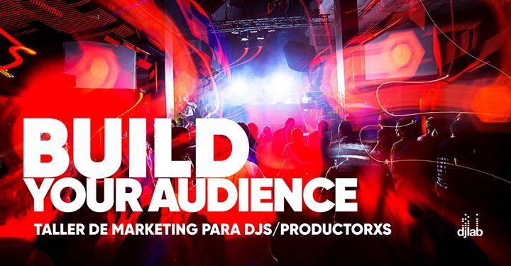 DJLab En Línea: Taller de Marketing