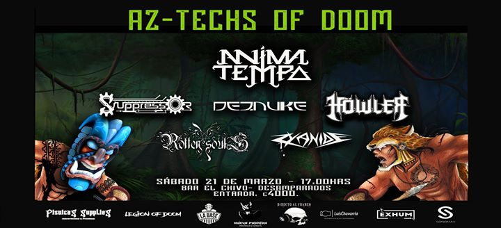 Az-Techs of Doom - Costa Rica