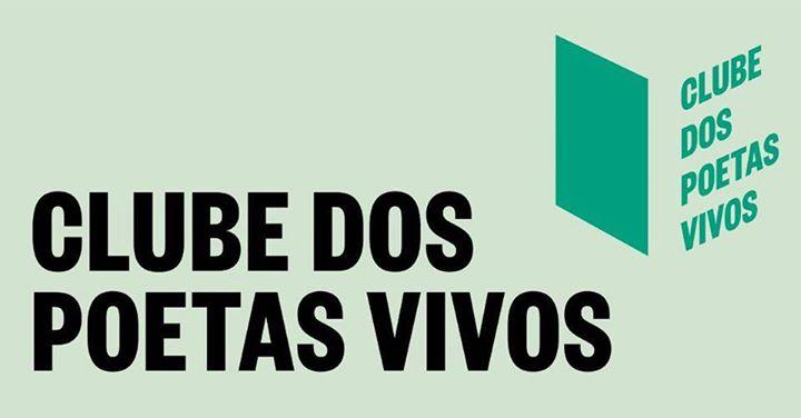 Clube dos Poetas Vivos ● Catarina Nunes de Almeida