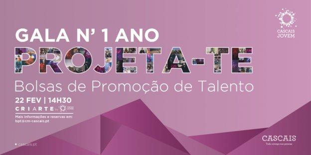Gala Projeta-te N'1 Ano | Gala de Avaliação de Impacto das Bolsas de Promoção de Talento