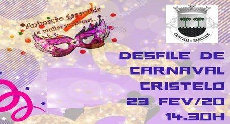 Desfile de Carnaval Cristelo - 23 ...