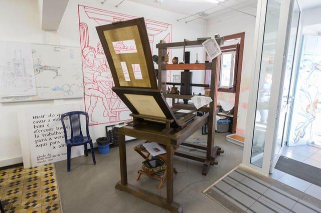 À Descoberta da Prensa de Gutenberg