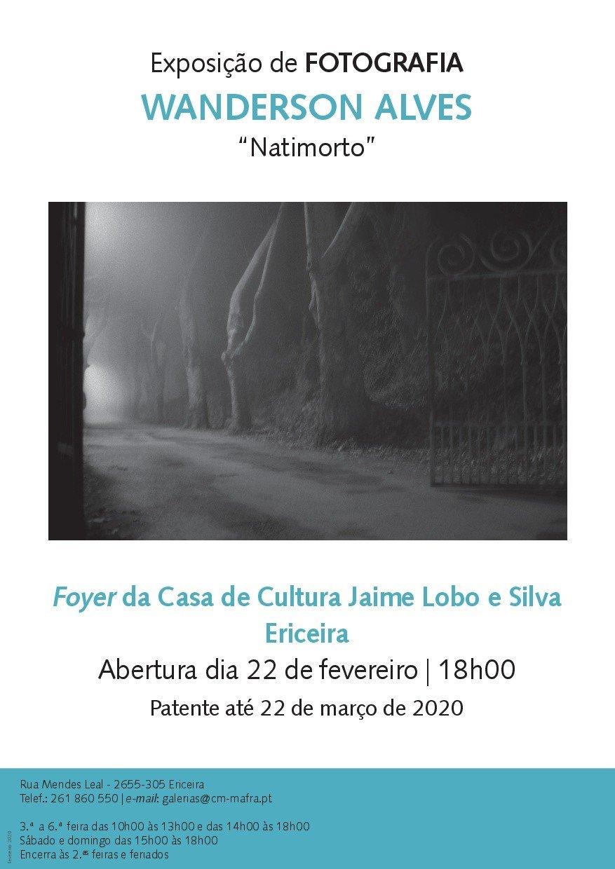 Exposição de Fotografia 'Natimorto', de Wanderson Alves