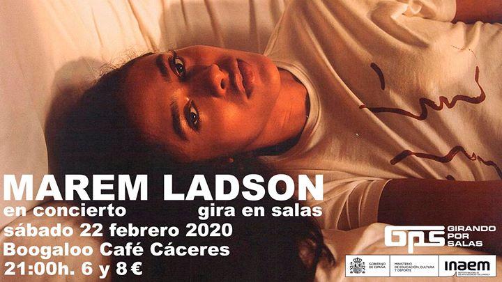 Marem Ladson en Boogaloo Cáceres GPS 2020