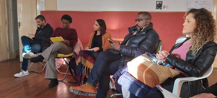 Discriminação Racial - Oitavo Encontro do Projeto Lisboa Acolhe