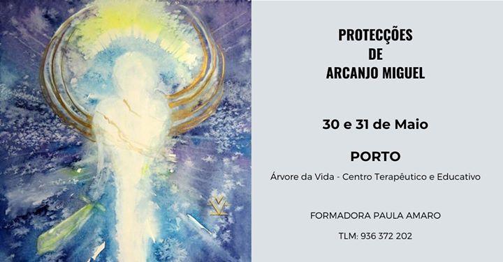 Protecções de Arcanjo Miguel