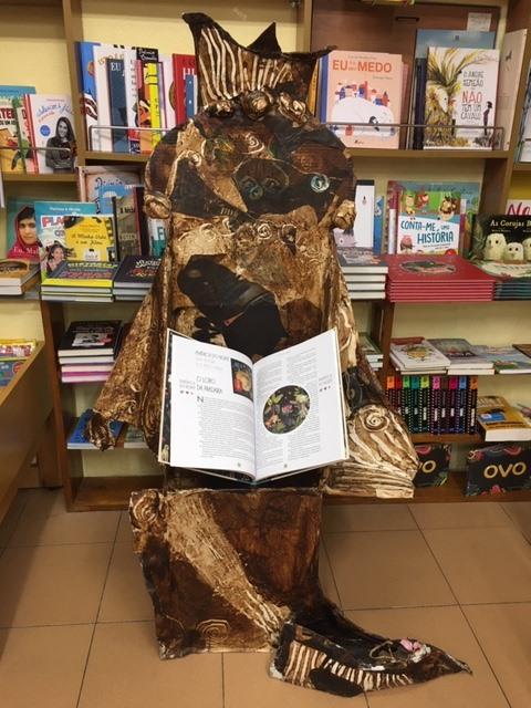 O trono da leitura