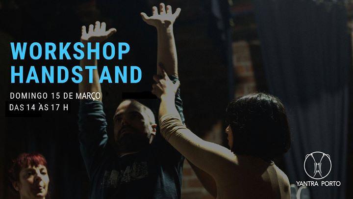 Natalia Faundez: Handstand [workshop]