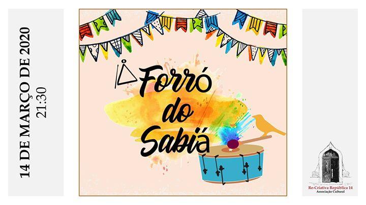 Forró do Sabiá - com Paulinho Lêmos e companhia.