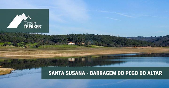 Santa Susana - Barragem do Pego do Altar