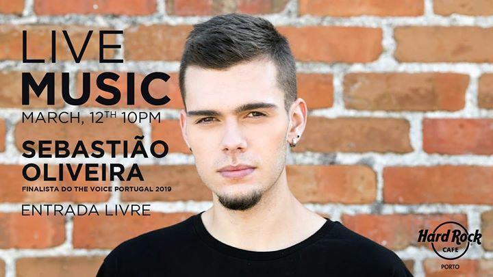 LIVE MUSIC   Sebastião Oliveira
