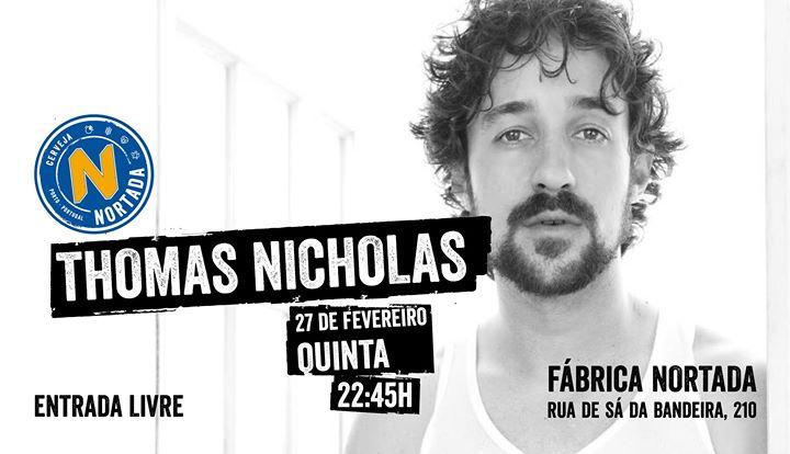 Thomas Nicholas - Fábrica Nortada