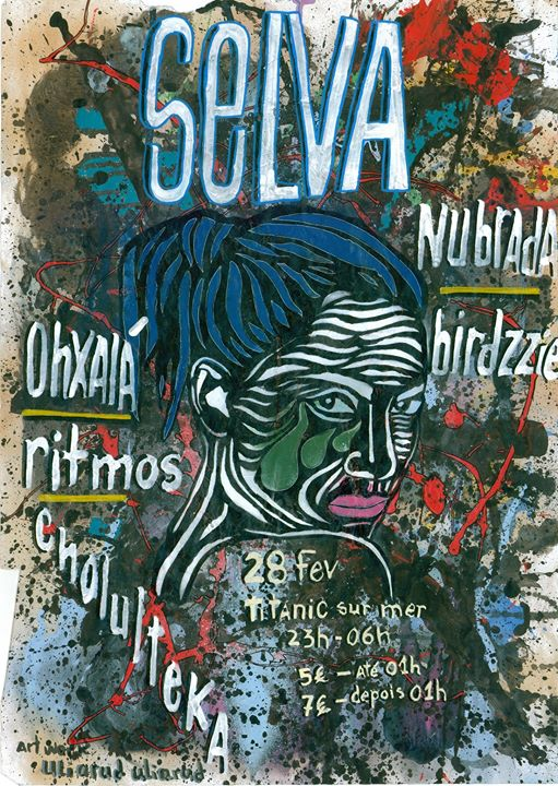 SELVA // Ohxalá // Nubrada // BirdzZie // R.Cholulteka