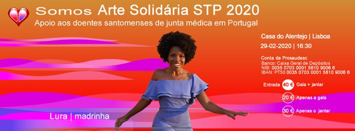 Arte Solidária STP 2020