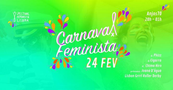 Carnaval Feminista #3