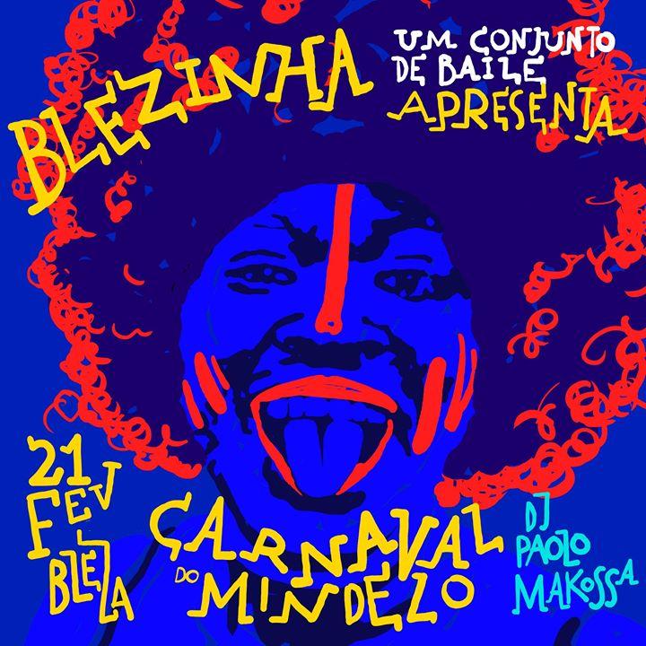 B.lezinha, um Conjunto de Baile apresenta Carnaval do Mindelo