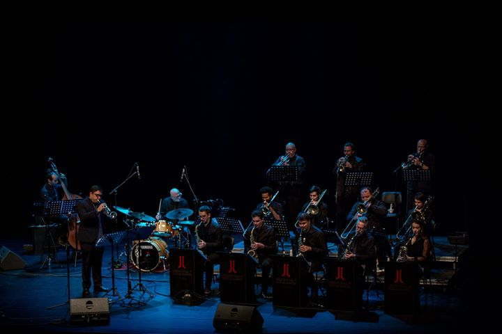 Orquestra de jazz do Algarve [cancelado]