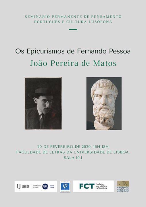 Os Epicurismos de Fernando Pessoa