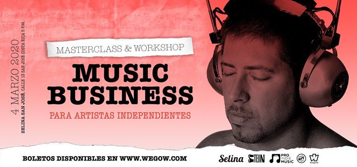 Music Business Costa Rica