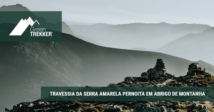 Travessia da Serra Amarela