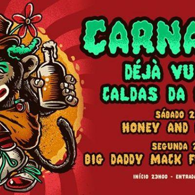 Carnaval no Déjà Vu