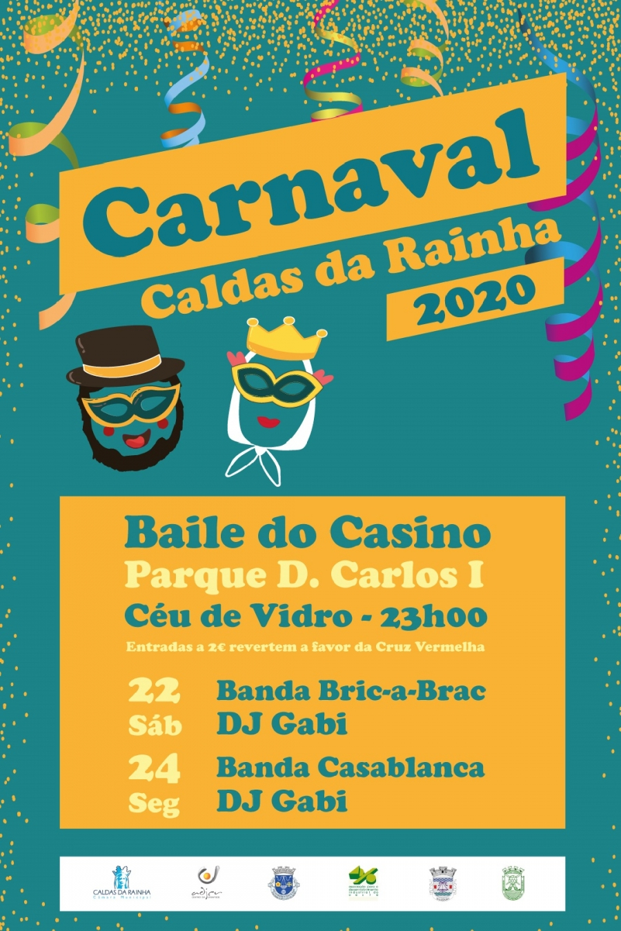 Baile do Casino- Carnaval