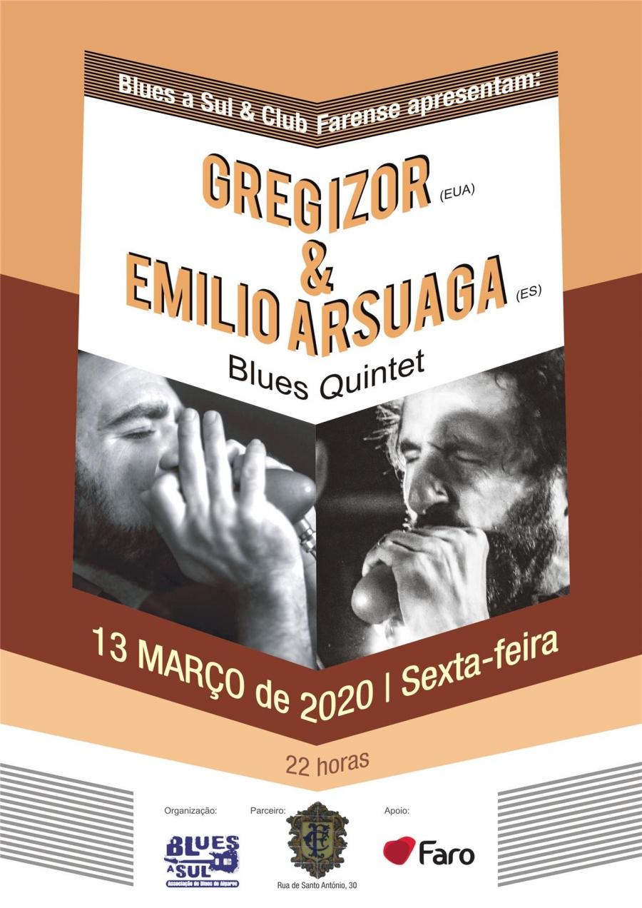 Greg Izor & Emilio Arsuaga