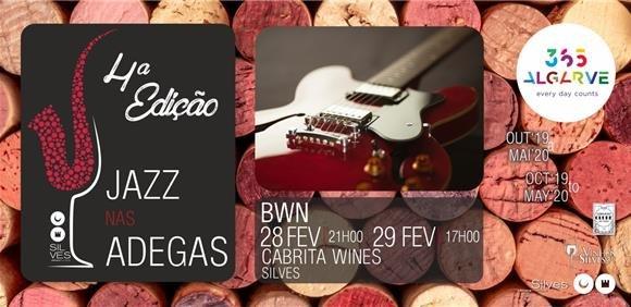 Jazz nas Adegas com Jazz BWN