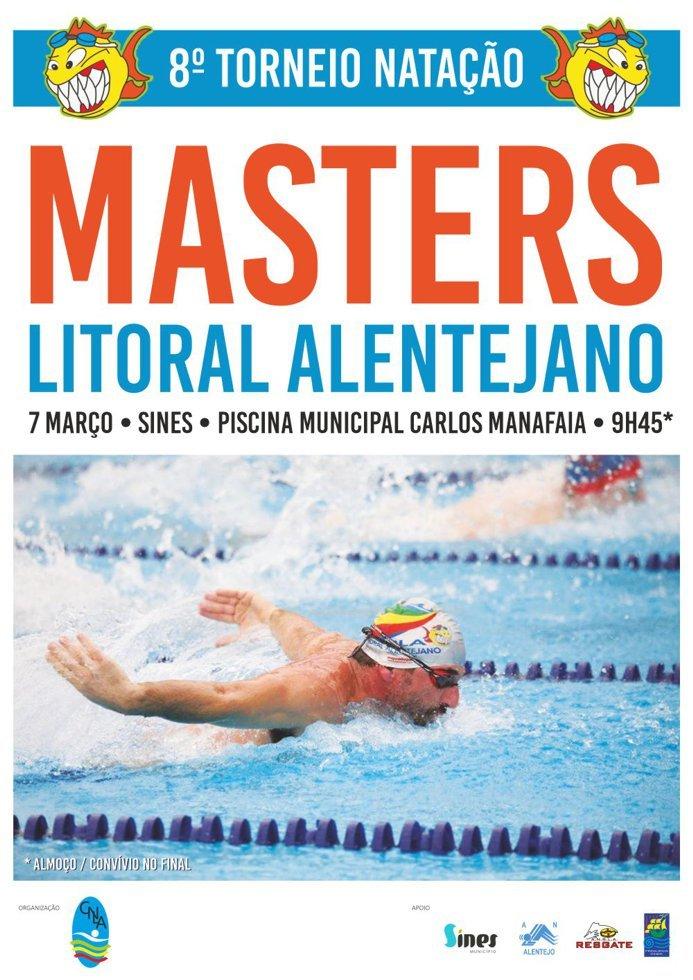 Torneio Masters Litoral Alentejano