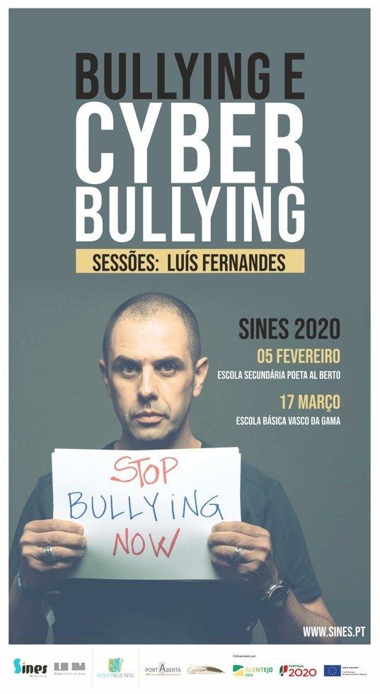 Sessão sobre bullying e cyberbullying