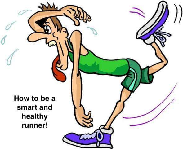 Workshop: How to start running without injuries.