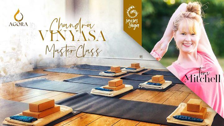 Chandra Vinyasa Masterclass w/ Tori Mitchell