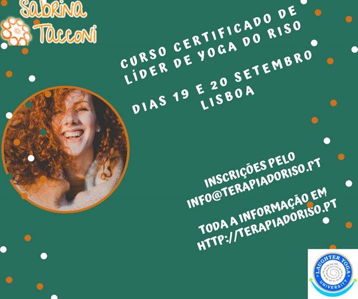 94ª Edição Curso Certificado Líder Yoga do Riso - Lisboa