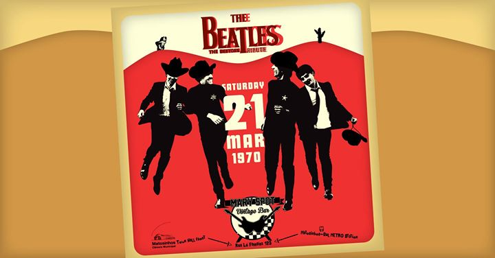 The Beetoes tributo The Beatles
