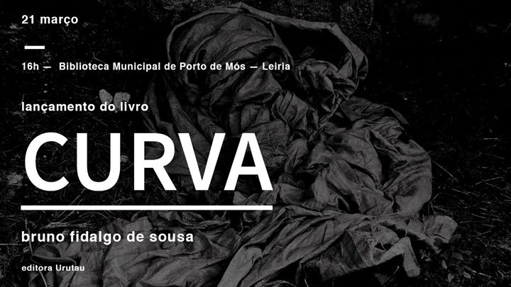 Lançamento: CURVA, Bruno Fidalgo de Sousa