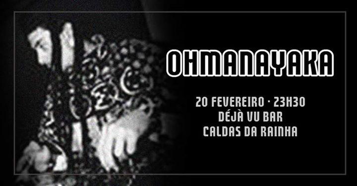 Ohmanayaka DJ set