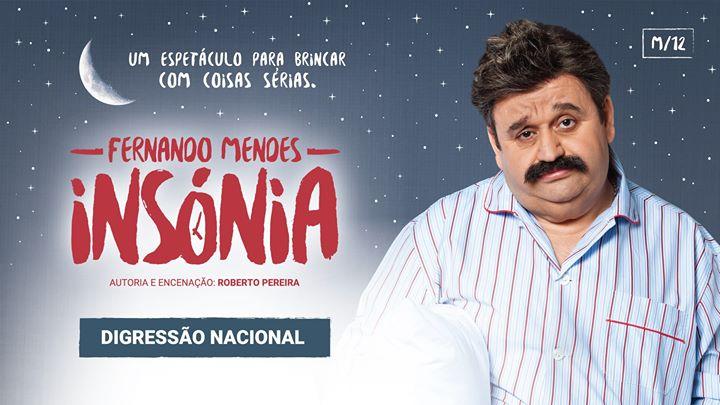 Insónia - Teatro RibeiraGrandense