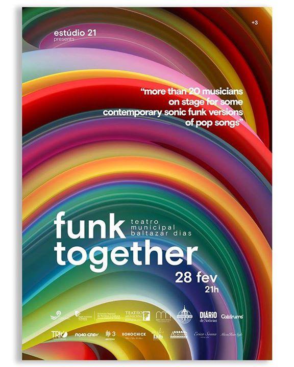 ESGOTADO - Funk Together