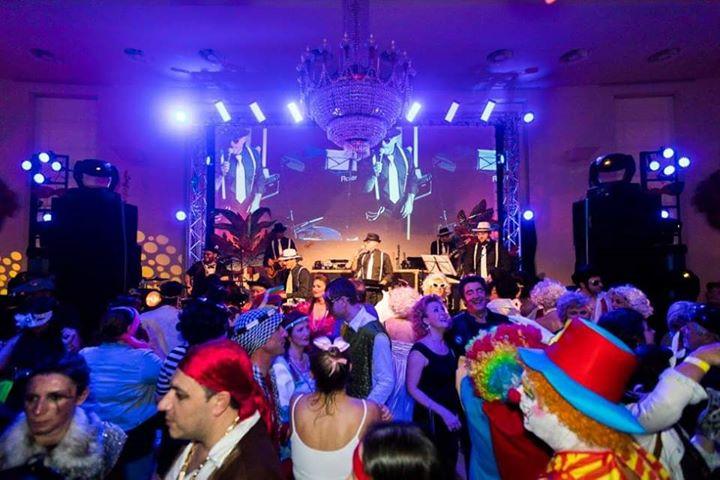 Stereo Mode & Marina - Baile de Máscaras Teatro Micaelense